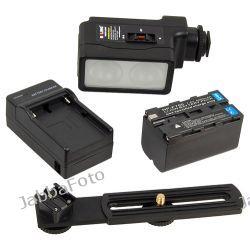 Boling BL-DC20 Profesjonalny zestaw oświetleniowy do kamer