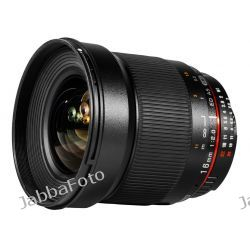 Samyang 16mm f/2.0 ED AS UMC CS do Sony NEX