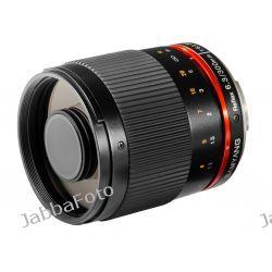 Samyang Reflex f/6.3 300mm ED UMC CS czarny do Sony NEX