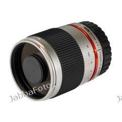 Samyang Reflex f/6.3 300mm ED UMC CS srebrny do Sony NEX