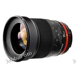 Samyang 35mm f/1.4 AS UMC do Sony
