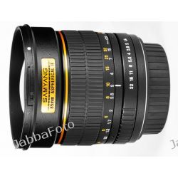 Samyang 85mm f/1.4 AS IF UMC do Canon