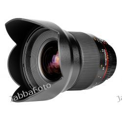 Samyang 16mm T2.2 ED AS UMC CS VDSLR do Sony NEX