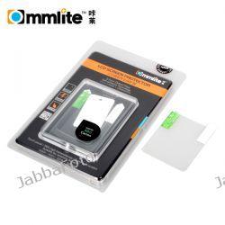 Commlite Osłona na ekran LCD do NIKON D5100 D5200 - Bezklejowa