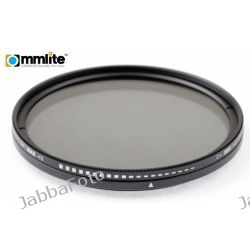 Comlite filtr szary pełny 82mm FADER NDx2 do NDx400