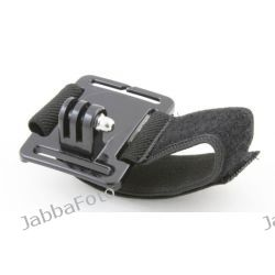 Uchwyt pasek mocowanie na rzep na rękę / ramię / nogę do kamer GoPro