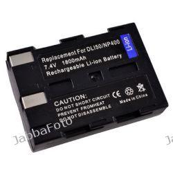 Akumulator Minolta NP-400 / Pentax D-Li50 / Samsung SLB-1647