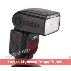 Triopo TR-980N Nikon TTL lampa błyskowa