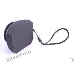 Osłona przeciwsłoneczna do kamer 58mm czarna