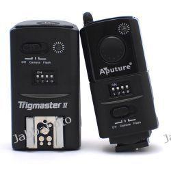 Aputure Trigmaster II wyzwalacz lamp błyskowych / pilot radiowy do Canon