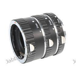 Pierścienie pośrednie makro CANON AF METAL