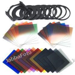 Cokin set 34w1 zestaw filtrów