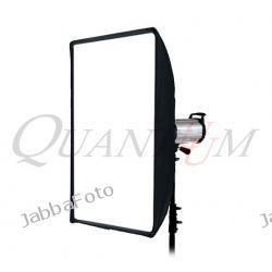 Quantuum Fomex softbox 40 x 120 cm