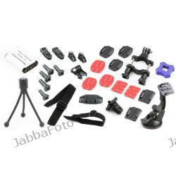 Zestaw montażowy 31w1 do kamer Sony ActionCam