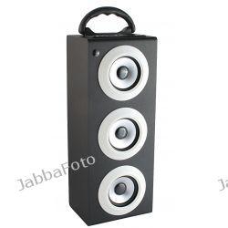 S10 Głośnik przenośny / odtwarzacz STEREO 2.1 FM MP3 USB Subwoofer + BLUETOOTH