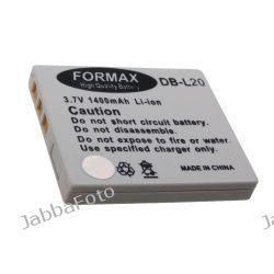 Formax akumulator Sanyo DBL20