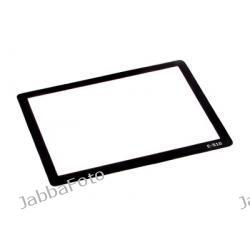 Szklana osłona LCD Olympus E420 E520