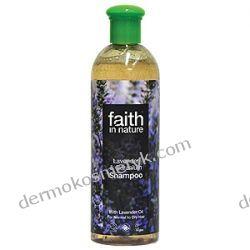 Naturalny Szampon FAITH IN NATURE LAWENDA 400 ml