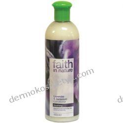 Naturalna Odżywka do włosów FAITH IN NATURE LAWENDA 400 ml