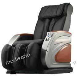 Fotel masujący na żetony. Maty i poduszki masujące