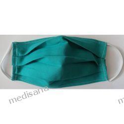 Maseczka ochronna z bawełny medycznej Maty i poduszki masujące