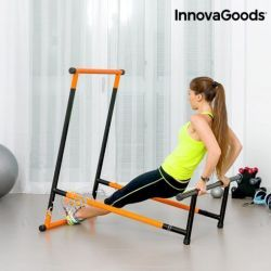 Stojak do Podciągania z Przewodnikiem do Ćwiczeń Siłownia i fitness
