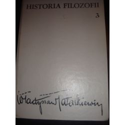 HISTORIA FILOZOFII TOM 1,2,3 - W.TATARKIEWICZ_A4