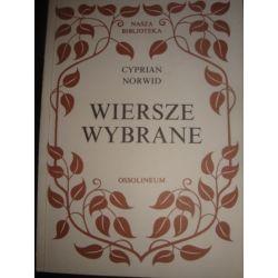 WIERSZE WYBRANE - CYPRIAN NORWID_B3