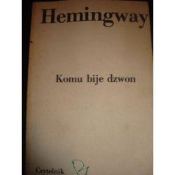 KOMU BIJE DZWON - ERNEST HEMINGWAY_D1