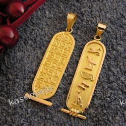 KARTUSZ DWUSTRONNY EGIPT