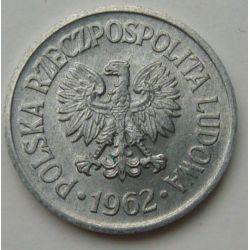 10 gr groszy 1962 mennicza mennicze