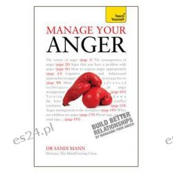 Teach Yourself Manage Your Anger by Dr. Sandi Mann, 9781444176780.