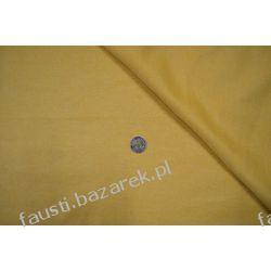 Wełna płaszczowa żółta Pozostałe