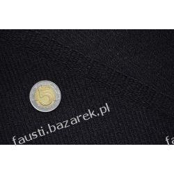 Wełna płaszczowa czarna Kolekcje