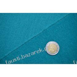 Wełna płaszczowa zielono-niebieska Kolekcje