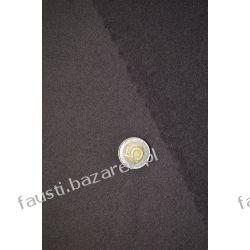Wełna płaszczowa fioletowo-szara Militaria
