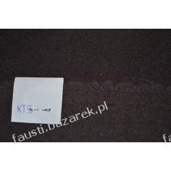 Kupon tkaniny -wełna fioletowo-szara. Kolekcje