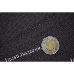Wełna płaszczowa widoczny splot szara. Kolekcje