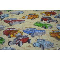 Bawełna Samochody