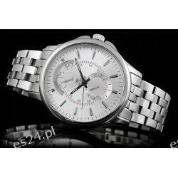 NOWOŚĆ Zegarek Gino Rossi QNEPTUN Zegarki meskie