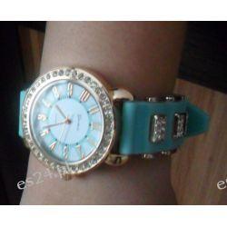 zegarek geneva cyrkonie