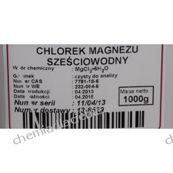 Chlorek magnezu 1 kg CZDA