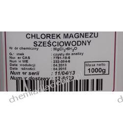Chlorek magnezu 3 kg CZDA