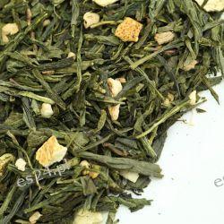 Herbata zielona Sencha Pigwa 50g.
