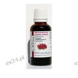 Kosmetyczny olej z pestek żurawiny 30 ml