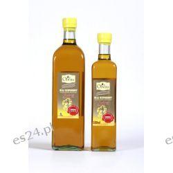 Olej rzepakowy zimno tłoczony Olvita 500ml.