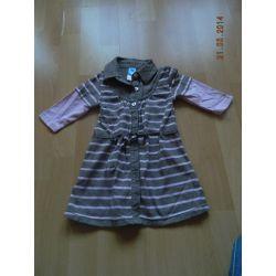 Sukienka dla dziewczynki rozm. 74