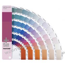 PANTONE Plus Metallic Guide (Metaliczne – powlekane) - edycja 2014