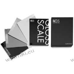NCS GLOSS SCALE - próbnik połyskliwości