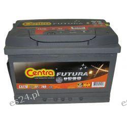 Akumulator Centra Futura CA770 77Ah 760A WARSZAWA DOSTAWA GRATIS